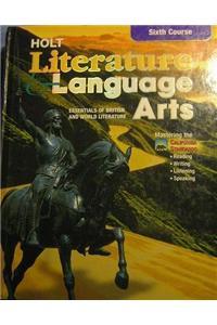 Holt Literature and Language Arts California: Student Edition Grade 12 2003