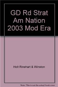 GD Rd Strat Am Nation 2003 Mod Era