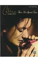 Celine Dion -- These Are Special Times: Piano/Vocal/Chords
