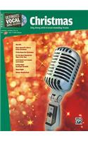 Ultimate Vocal Sing-Along Christmas: Female Voice, Book & Enhanced CD
