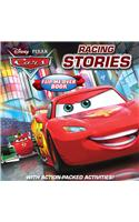 Disney Cars Flip Me Over - Activity and Story Book