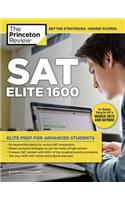 SAT Elite 1600: For the Redesigned 2016 Exam