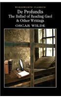 de Profundis, the Ballad of Reading Gaol & Others