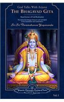 The Bhagavad Gita: God Talks With Arjuna (2 Volume Set)