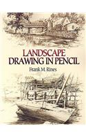 Landscape Drawing in Pencil