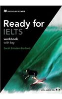 Ready for IELTS Workbook with Key and Audio CDs