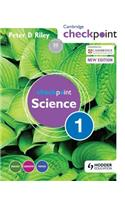 Cambridge Checkpoint Science Student's Book 1
