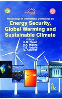 Proceeding of International Conference on Energy Security, Global Warming and Sustainable Climate