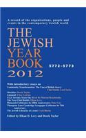 The Jewish Year Book 2012