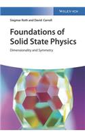 Foundations of Solid State Physics: Dimensionality and Symmetry