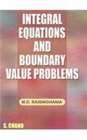 Integratal Equation & Boundary Value Problems
