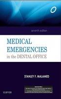 Medical Emergencies in the Dental Office, 7 Ed.