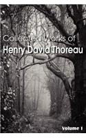 Collected Works of Henry David Thoreau
