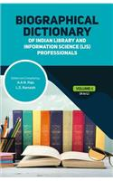Biographical Dictionary of Indian Library and Information Science Professionals