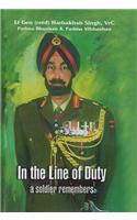 In the Line of Duty: A Soldier Remembers