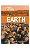 Mars on Earth + Book with Multi-ROM: Footprint Reading Library 3000