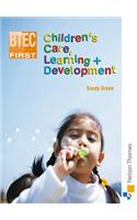 BTEC First Children's Care, Learning and Development