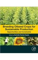 Breeding Oilseed Crops for Sustainable Production: Opportunities and Constraints