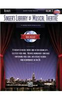 Singer's Library of Musical Theatre, Vol 2: Baritone/Bass Voice [With CD (Audio)]