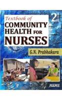 Textbook of Community Health for Nurses: Volume 1