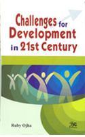 Challenges For Development In 21st Century