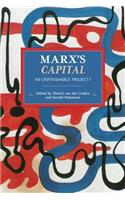 Marxas Capital: An Unfinishable Project?