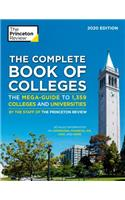 The Complete Book of Colleges, 2020 Edition: The Mega-Guide to 1,366 Colleges and Universities