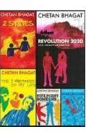Chetan Bhagat (Combo of 7 Books)