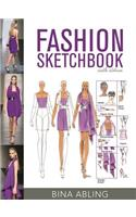 Fashion Sketchbook: Studio Access Card