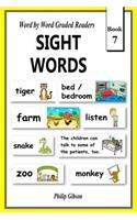 Sight Words: Book 7
