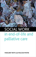 Social Work in End-Of-Life Care