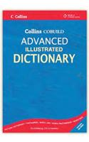 Collins Cobuild Advanced Illustrated Dictionary with CD-Rom