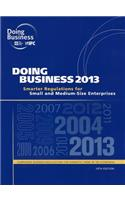 Doing Business: Smarter Regulations for Small and Medium-Size Enterprises