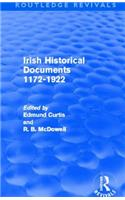 Irish Historical Documents, 1172-1972 (Routledge Revivals)