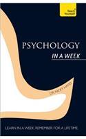 Psychology in a Week