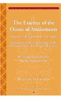 Essence of the Ocean of Attainments - Explanation of the Cre