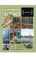 Environmental Science: In Context
