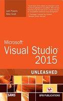 MS Visual Studio 2015 Unleashed