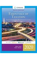 South-Western Federal Taxation 2020: Essentials of Taxation: Individuals and Business Entities (with Intuit Proconnect Tax Online + RIA Checkpoint 1 Term (6 Months) Printed Access Card)