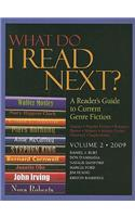 What Do I Read Next, Volume 2: A Reader's Guide to Current Genre Fiction