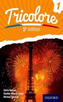 Tricolore 5e edition Student Book 1