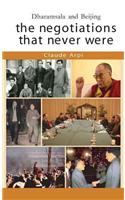 The Negotiations That Never Were: Dharamsala and Beijing