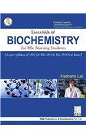 Essentials of Biochemistry for BSc Nursing Students
