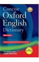 Concise Oxford English Dictionary (Book & CD-ROM Set)