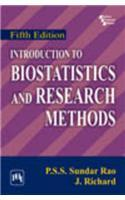Introduction To Biostatistics And Research Methods