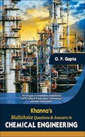Khannas Mutichoice Questions & Answers in. Chemical Engineering
