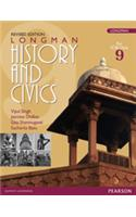 Longman History & Civics for ICSE 9