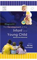 Illingworths' Development of the Infant and the Young Child (Adaptation), 10/e