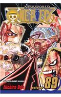 One Piece, Vol. 89