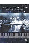 Journey - Piano Sheet Music Anthology